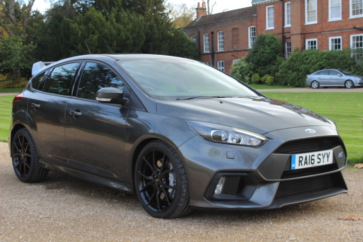 Ford Focus RS (AWD)<br />2016 Magnetic Grey Hatchback £26,850