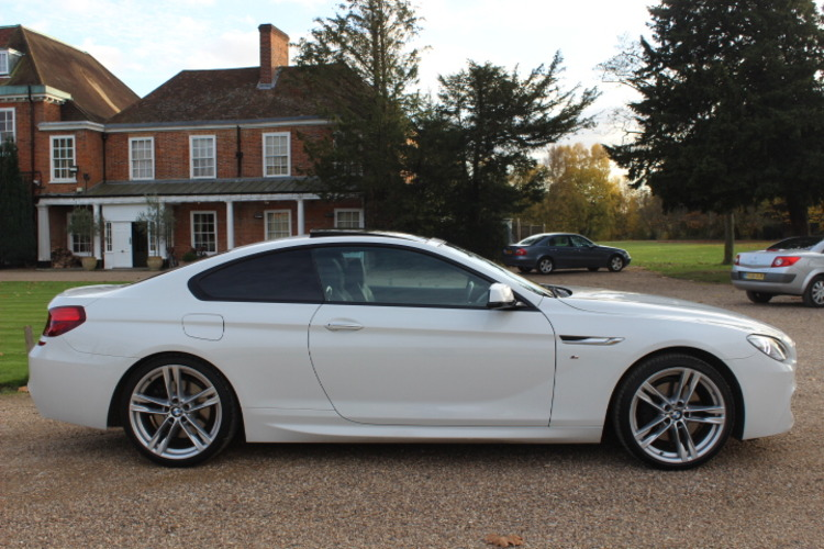 2014 BMW 640d M Sport NOW SOLD