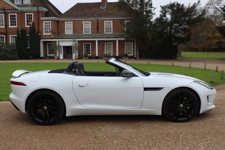 2014 Jaguar F-Type V6 S NOW SOLD