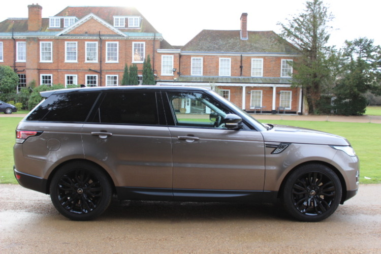 Land Rover Range Rover Sport HSE Dyn