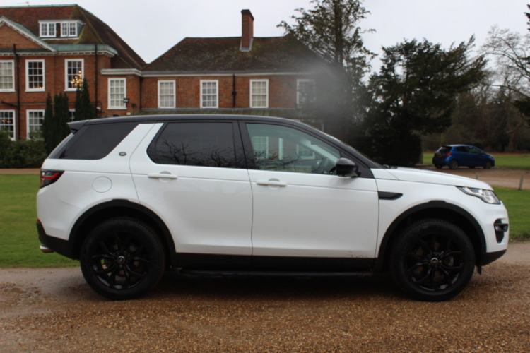 2016 Land Rover Discovery Sport HSE 4x4 £32,500