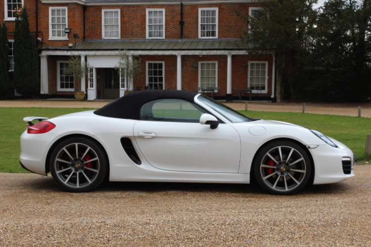 2012 Porsche Boxster 981 S PDK NOW SOLD