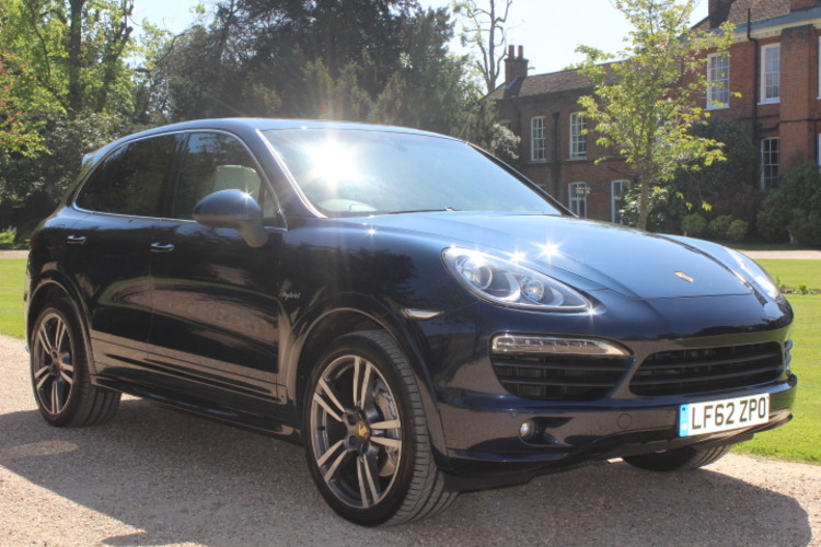 Porsche Cayenne S AWD<br />2012 Metallic Blue 4X4 UNDER OFFER