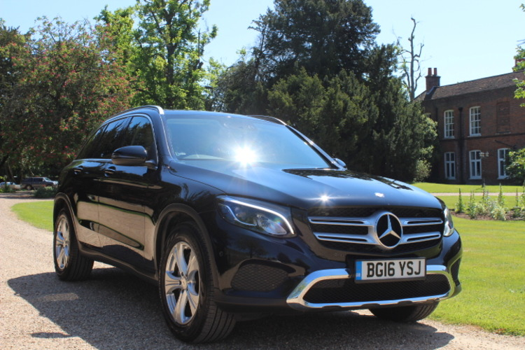 Mercedes-Benz GLC 220 Sport (Premium)<br />2016 Black 4X4 NOW SOLD
