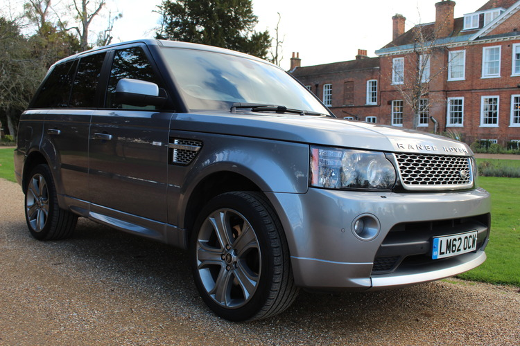 Land Rover RR Sport Autobiography Sp<br />2012 Metallic Grey 4X4 £21,995