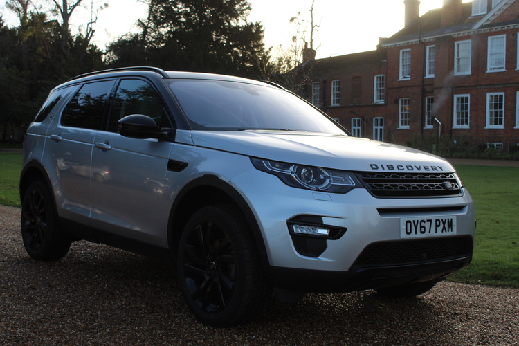 Land Rover Discovery Sport HSE Lux<br />2017 Metallic Silver 4X4 NOW SOLD