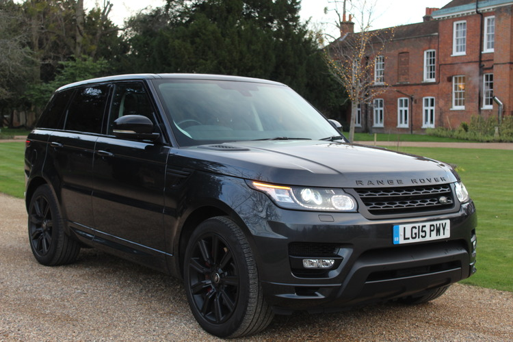 Land Rover RR Sport Autobiography Dy<br />2015 Metallic Grey 4X4 NOW SOLD