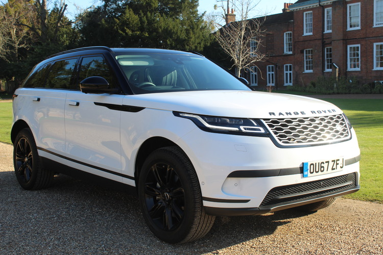 Land Rover RR Velar D300 HSE<br />2017 White 4X4 NOW SOLD