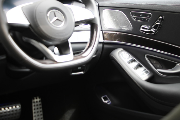 2016 Mercedes-Benz S350d AMG Line Executive NOW SOLD