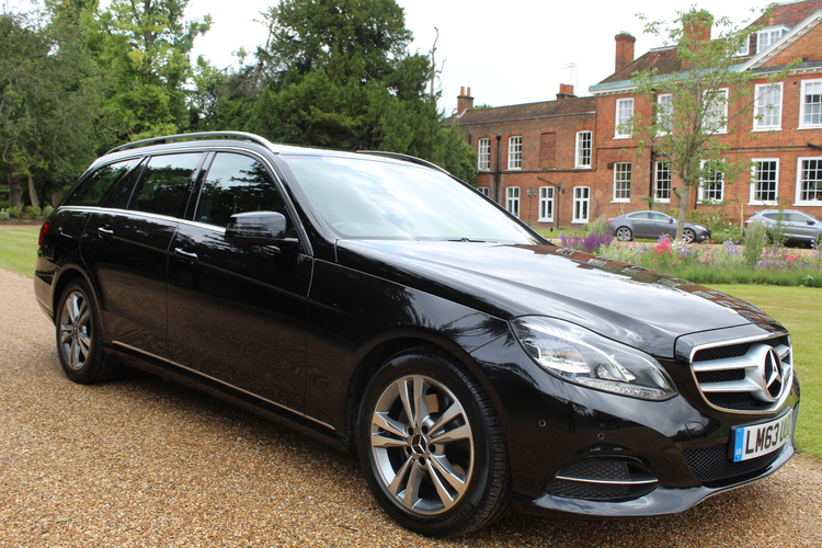 Mercedes-Benz E250 CDI SE<br />2013 Metallic Black Estate £14,995