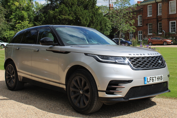 Land Rover RR Velar R Dynamic HSE<br />2017 Aruba Metallic 4X4 UNDER OFFER