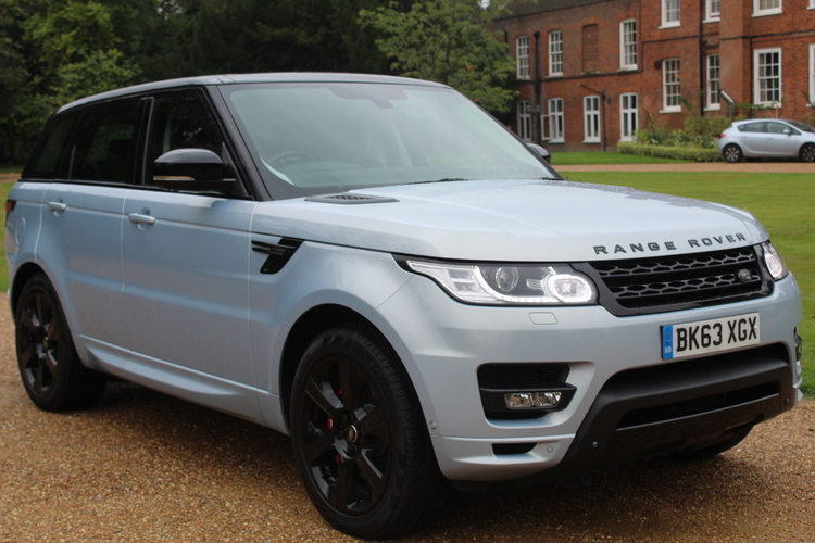 Land Rover RR Sport Autobiography Dy<br />2013 Metallic Silver 4X4 £38,850