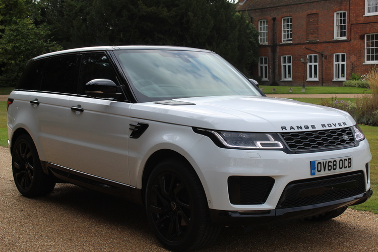 Land Rover RR Sport HSE Dynamic<br />2018 White 4X4 NOW SOLD