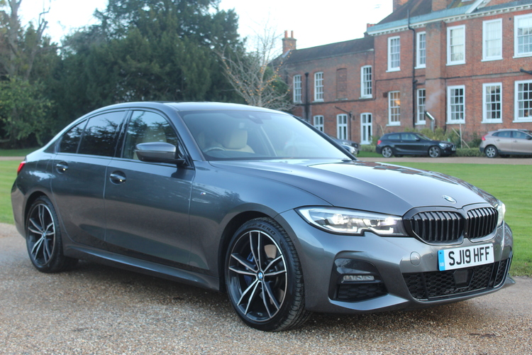 BMW 320d M Sport xDrive<br />2019 Metallic Grey Saloon NOW SOLD