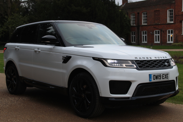 Land Rover RR Sport HSE Dynamic<br />2019 White 4X4 NOW SOLD