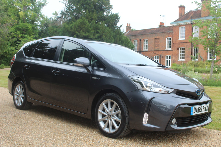 Toyota Prius+ 1.8 Excel<br />2019 Metallic Grey Estate UNDER OFFER