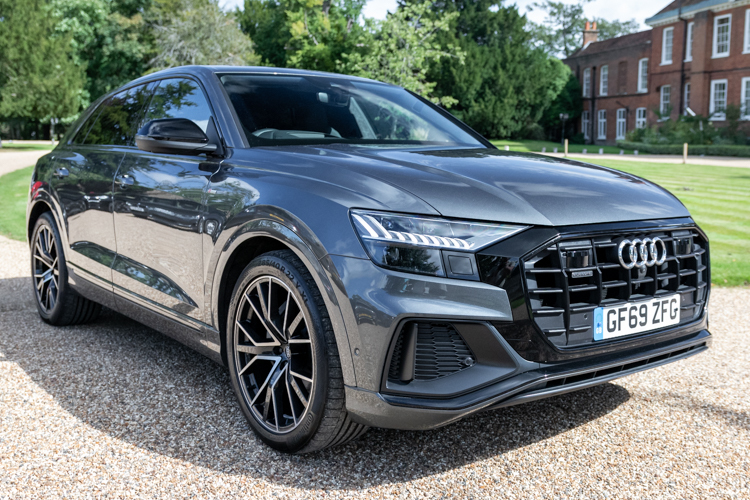 Audi Q8 50 Vorsprung Quattro<br />2019 Daytona Grey 4X4 NOW SOLD