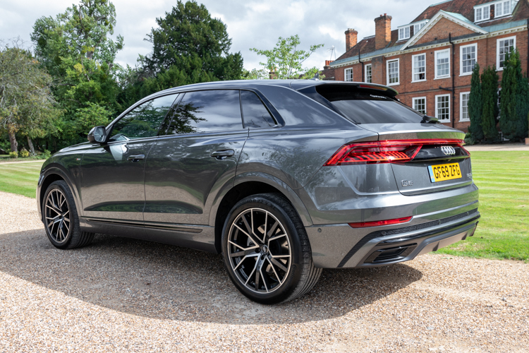 2019 Audi Q8 50 Vorsprung Quattro NOW SOLD