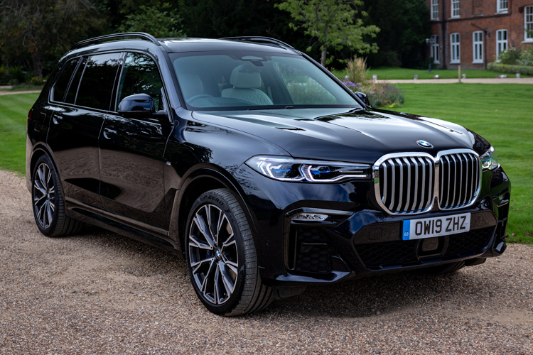 BMW X7 40i M Sport xDrive<br />2019 Metallic Black 4X4 NOW SOLD