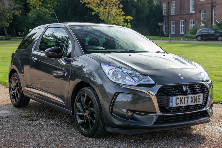 Citroen DS 3 BlueHDi Performance <br />2017 Grey Hatchback £8,250