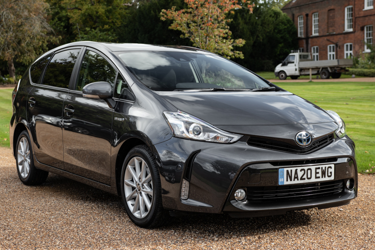 Toyota  Prius+ 1.8 VVT-i Excel T<br />2020 Metallic Grey Estate £20,495