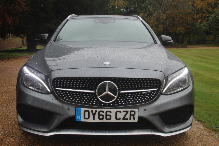 2016 Mercedes-Benz C43 V6 AMG Premium Plus UNDER OFFER