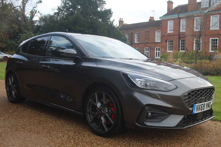 Ford Focus ST 2.3 EcoBoost <br />2019 Metallic Grey Hatchback NOW SOLD
