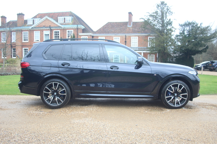 2019 BMW X7 40i M Sport xDrive NOW SOLD
