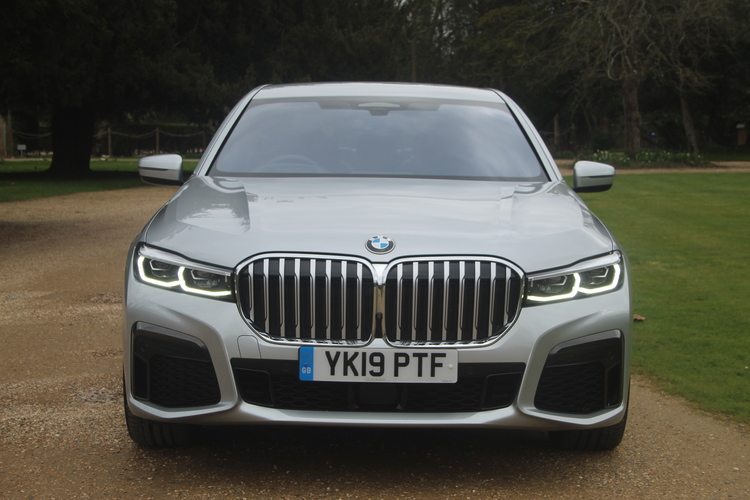 2019 BMW 740d M Sport xDrive NOW SOLD