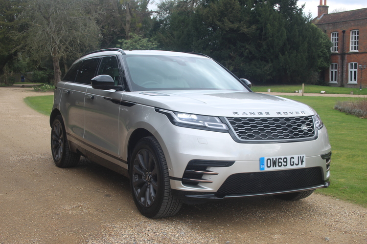 Land Rover Velar R-Dynamic SE D180<br />2020 Gold/Silver Metallic 4X4 NOW SOLD