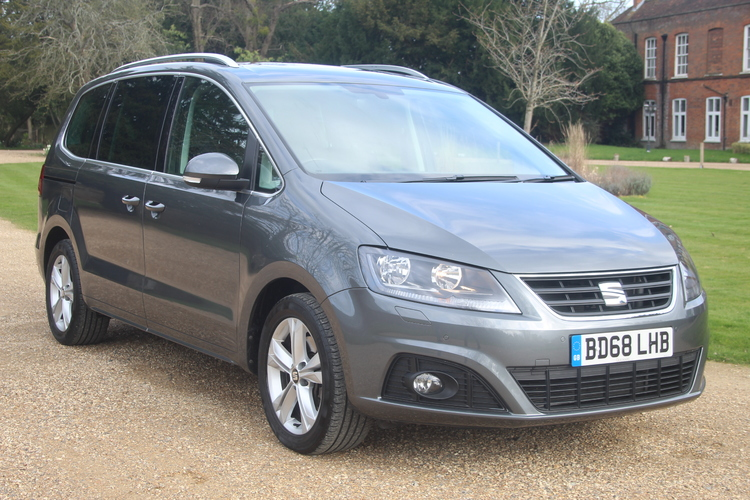 Seat Alhambra Xcellence DSG<br />2018 Metallic Grey MPV UNDER OFFER
