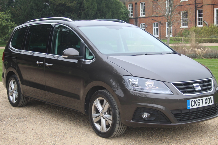 2017 Seat Alhambra Xcellence DSG £16,395