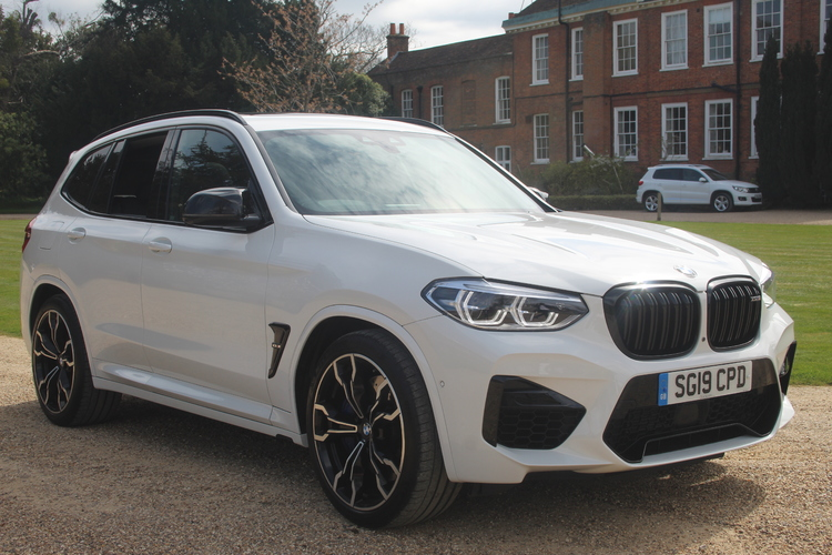 BMW X3 M Competition xDrive<br />2019 Metallic White 4X4 UNDER OFFER