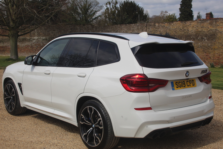 2019 BMW X3 M Competition xDrive NOW SOLD