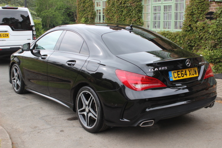 2014 Mercedes-Benz CLA220 AMG Sport DCT NOW SOLD