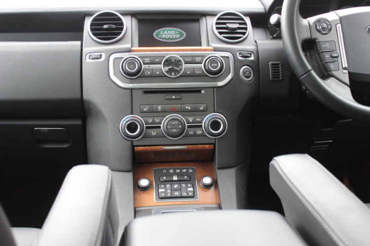 2015 Land Rover Discovery 4 HSE £36,500