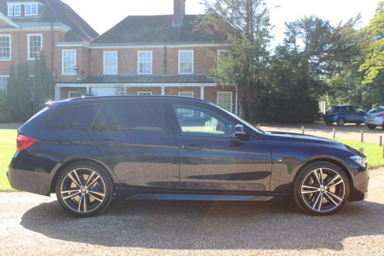 BMW 335d M Sport Touring <br />2016 Tanzanite Blue 4X4 UNDER OFFER