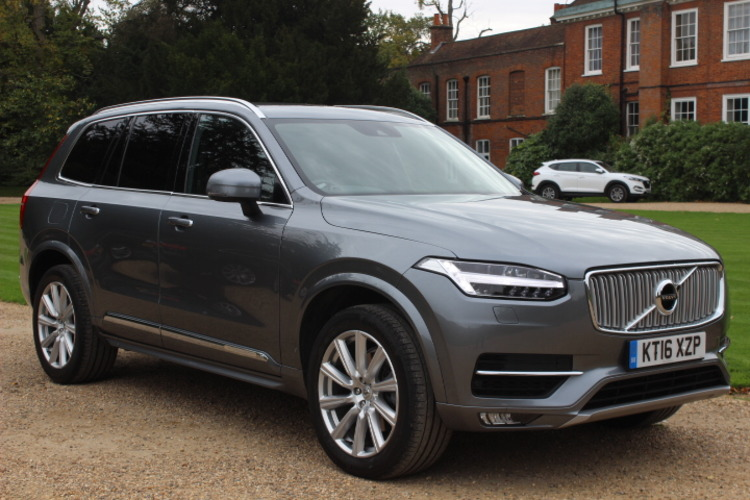 Volvo XC90 D5 Inscription<br />2016 Metallic Grey 4X4 NOW SOLD