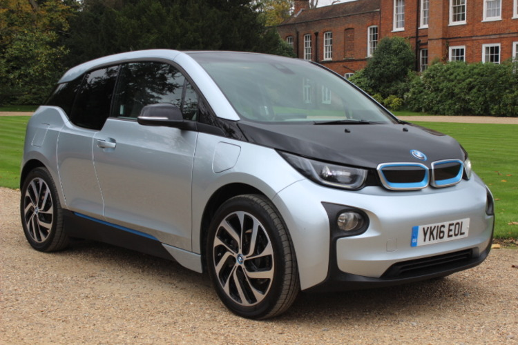 BMW i3 Extended Range<br />2016 Metallic Silver Hatchback NOW SOLD